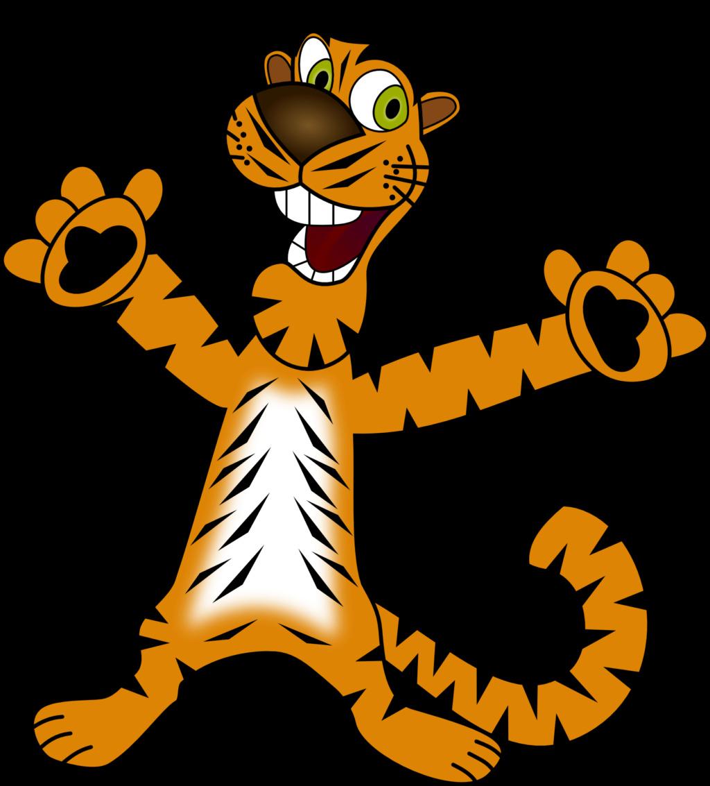Жизненная мотивация (мышление на миллион) Tiger-10