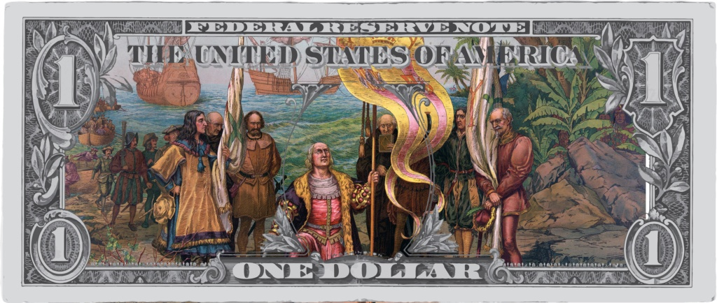 Кто придумал деньги? Usa-1910