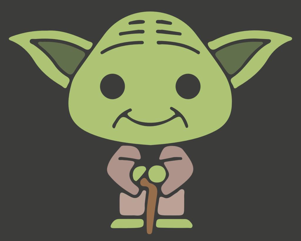 Звездные войны Yoda-910