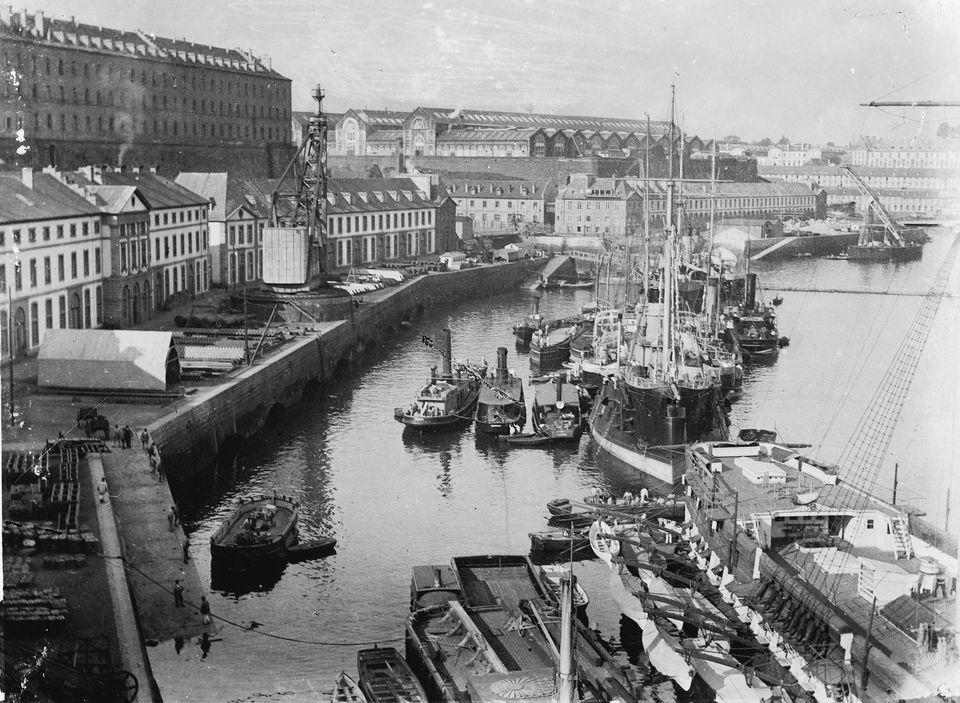 [ Histoire et histoires ] À l'arsenal de Brest Essai-11