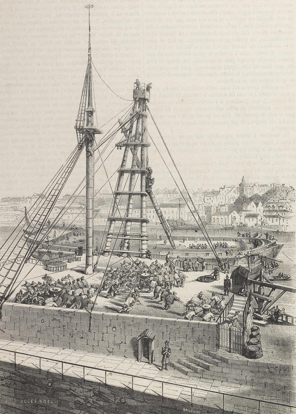 [ Histoire et histoires ] À l'arsenal de Brest La_mac11