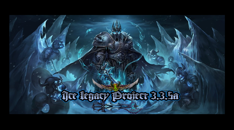 Ice Legacy Project