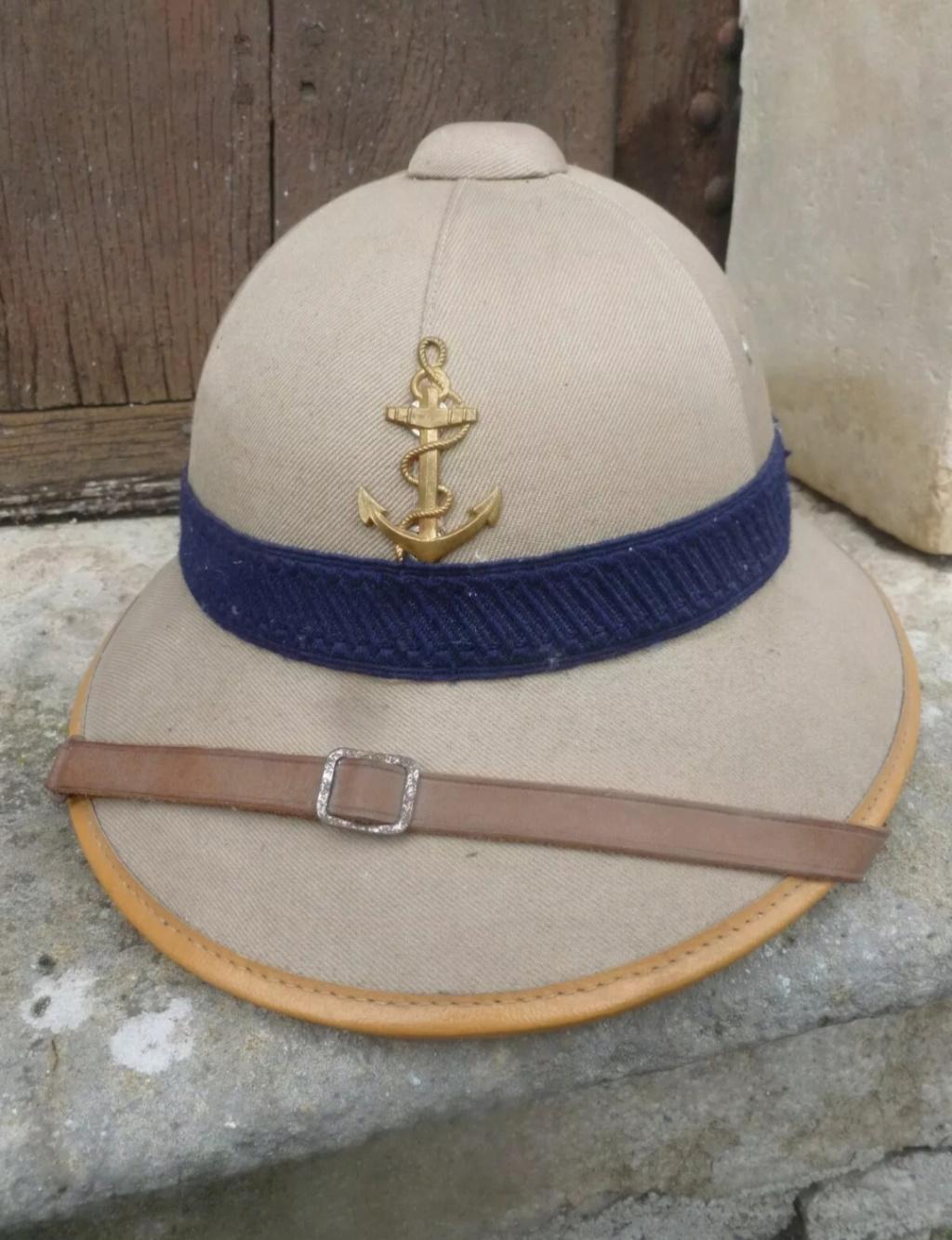 Casque Gendarmerie Indochine 20200125