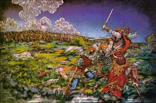 Irish Folklore Art  7b827610