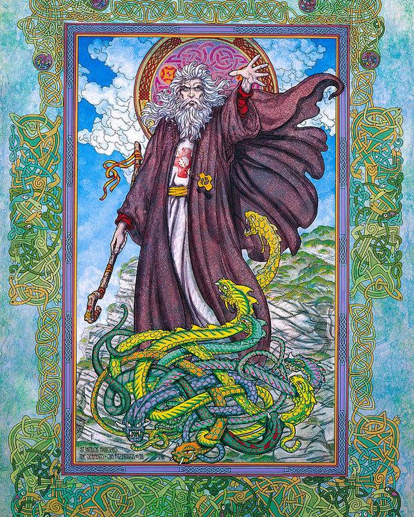 Irish Folklore Art  Celtic10