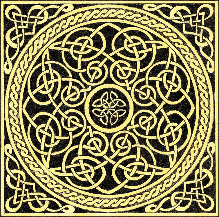 Irish Folklore Art  Celtic11