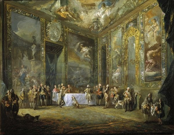 Rococo paintings Downlo12