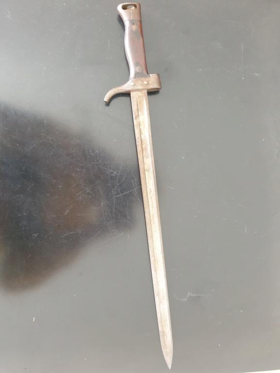 identification baionnette épée 20200429