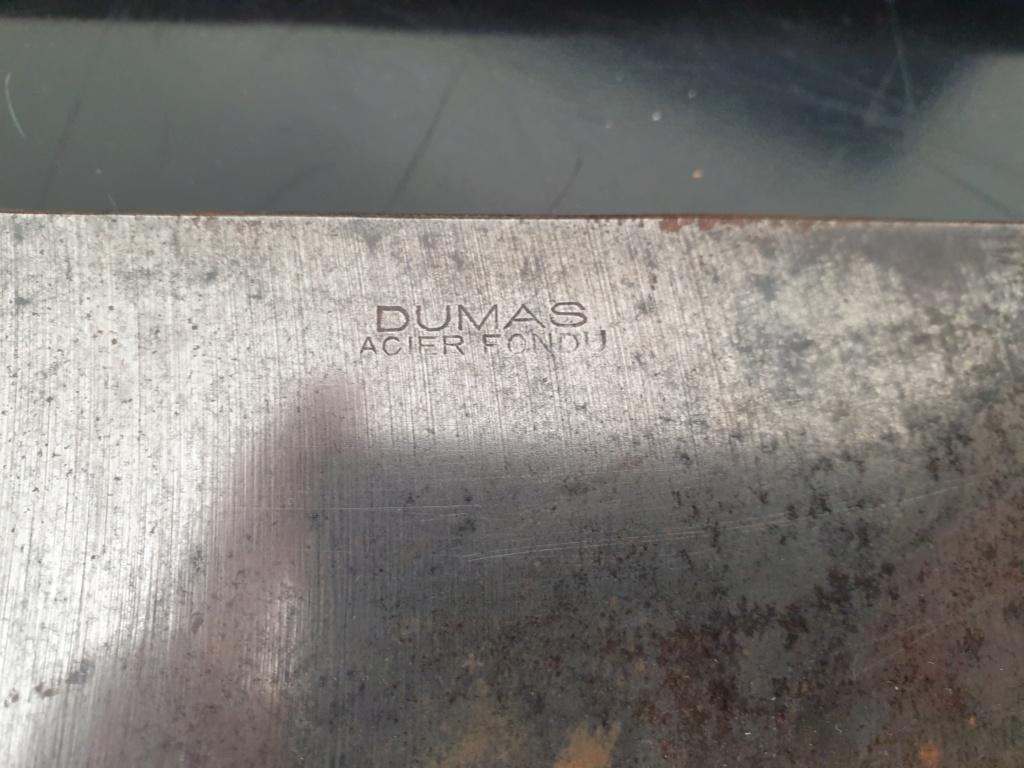 à identifier machette  20200434