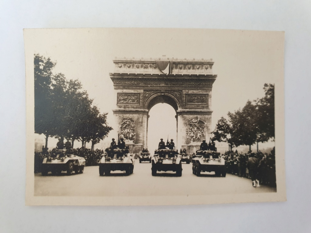 Estimation cliché photo libération de paris 20200531