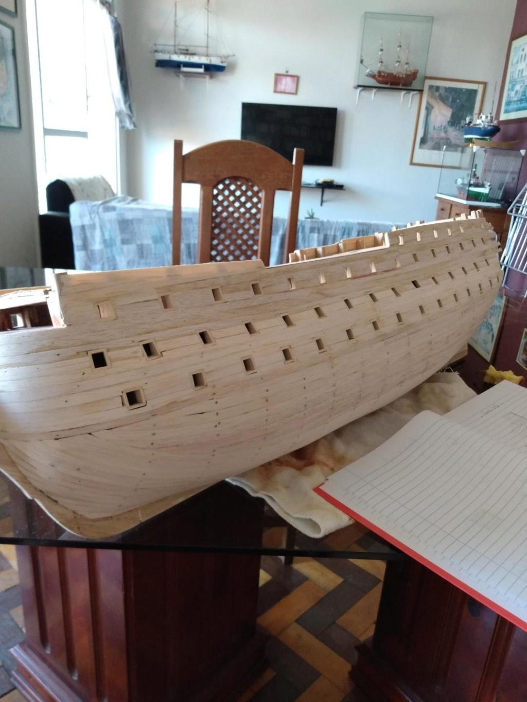HMS Victory (plan Mamoli) de meloumarc - Page 2 18_mai10