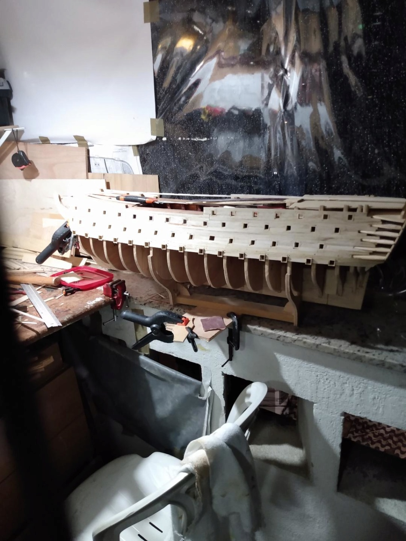 HMS Victory (Plan Mamoli 1/90°) de meloumarc 1_mai10