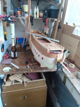 HMS Victory (plan Mamoli) par meloumarc - Page 3 25_mai10
