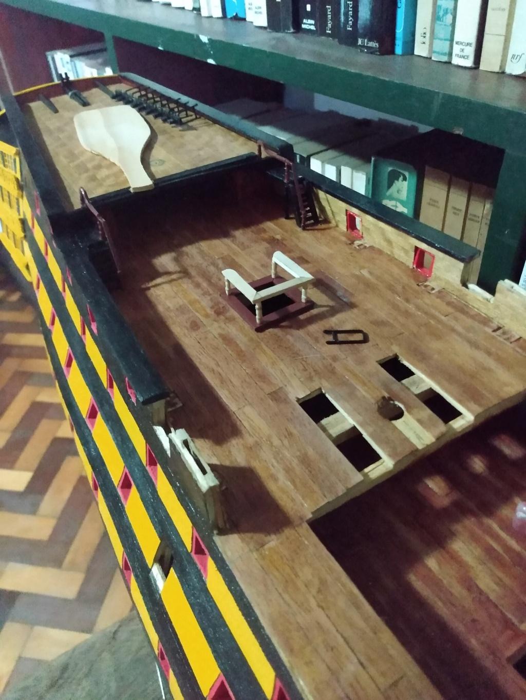 HMS Victory (plan Mamoli) par meloumarc - Page 17 26_jan10