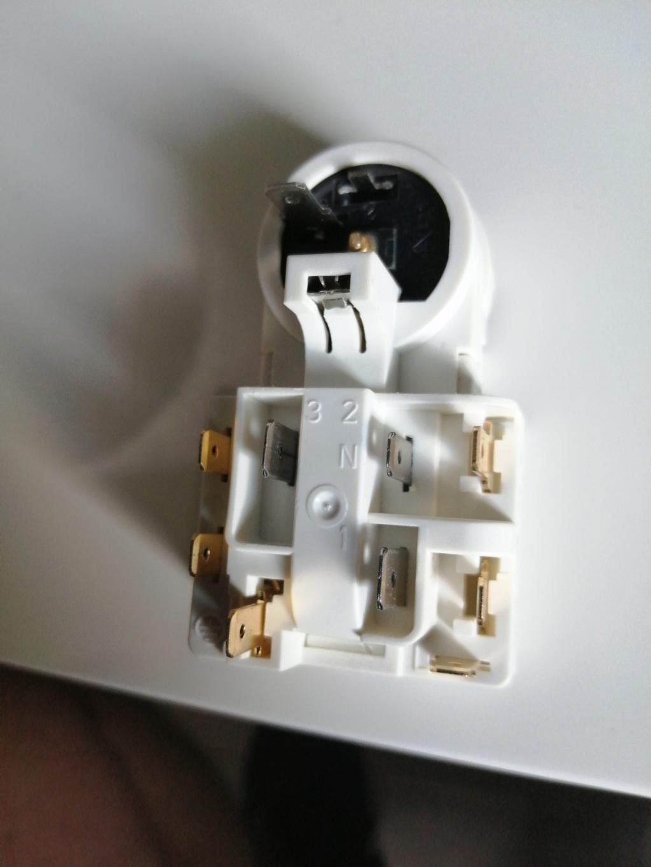 électrique - Demande d'aide branchement electrique sur refrigerateur - Page 2 Relais10