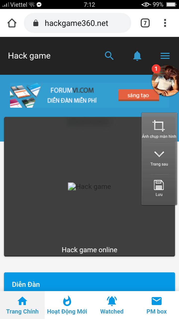 Download hack game Yêu Quái Tam Quốc Mobile miễn phí - Page 15 Screen11