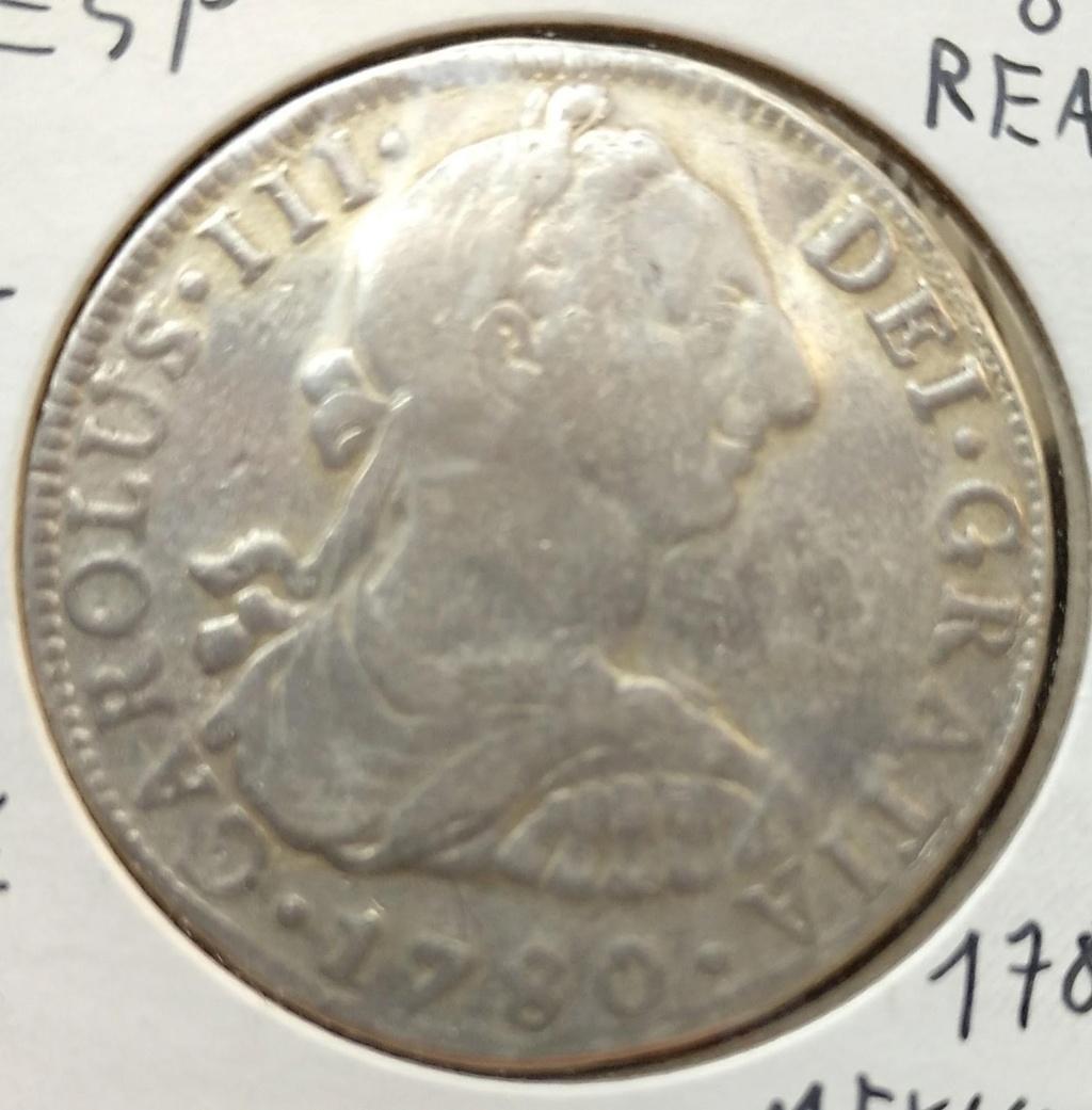 ¿Es falsa esta moneda de 8 reales de Carlos III 1780? Img_2010
