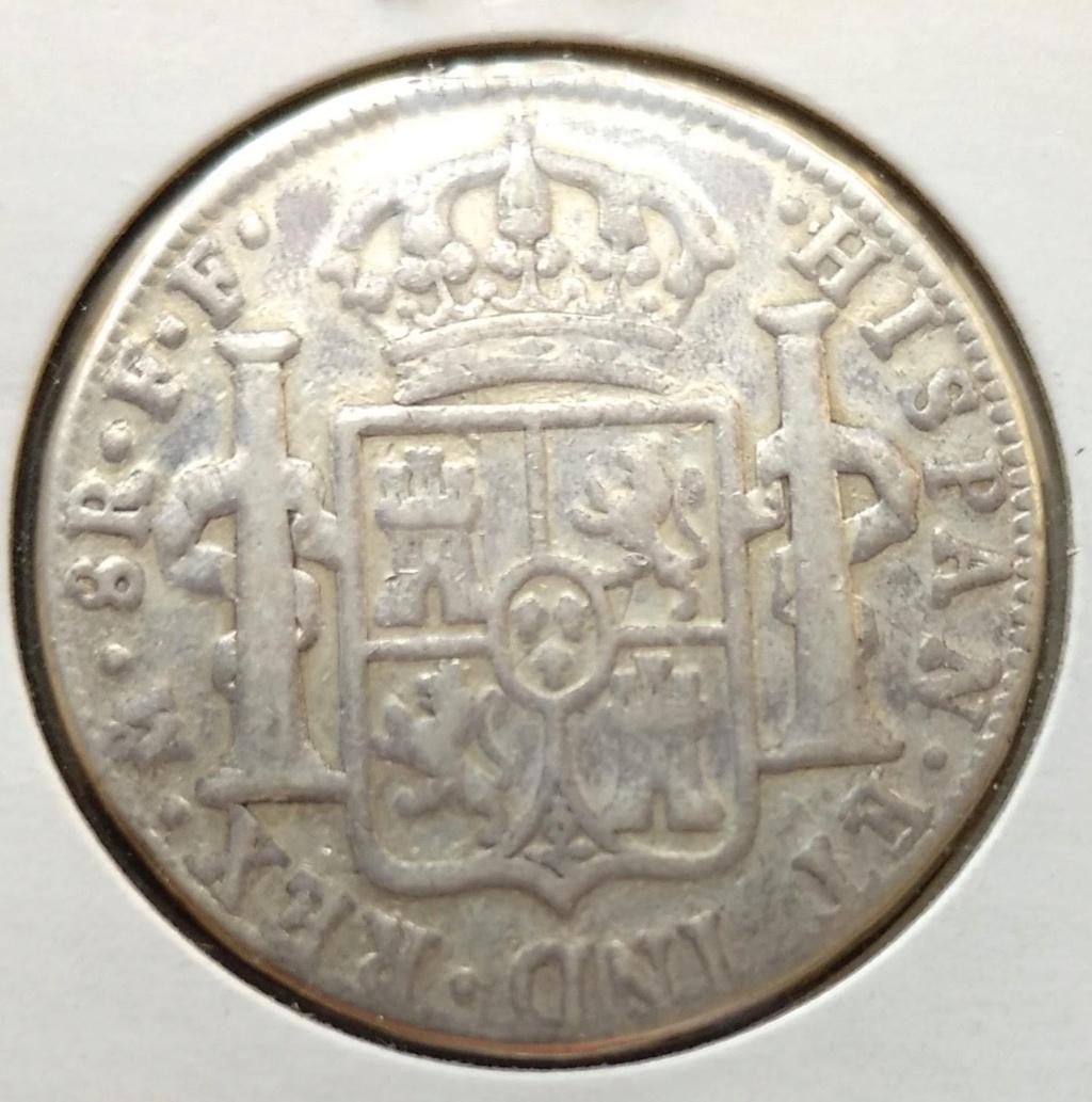 ¿Es falsa esta moneda de 8 reales de Carlos III 1780? Img_2011