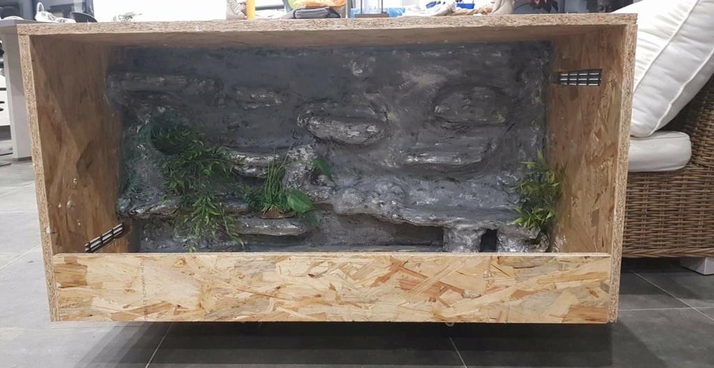 La préparation du terrarium pour Gecko Léopard Receiv10