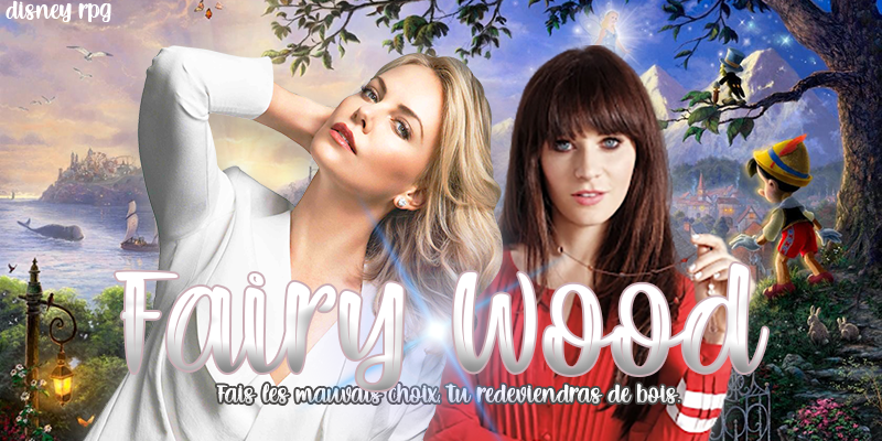 Colombina P. Woodman ❖ Zooey Deschanel Fairy-10