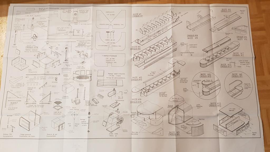 Péniche Jocelyne (Plan New Cap Maquettes Impression 3D) par manu3869 20201214