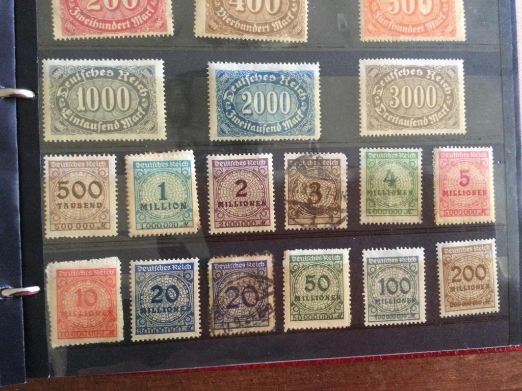 República de Weimar -  Monedas de sustitución e inflación 1919 - 1923 3fdf5610