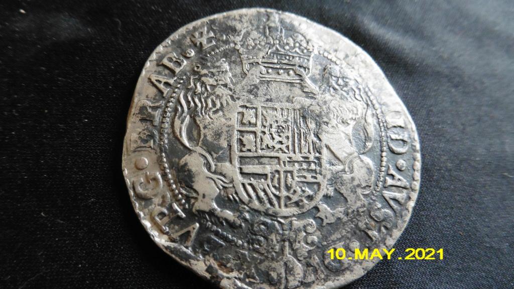 Ducatón de Felipe IV. 1651. Amberes P1020510