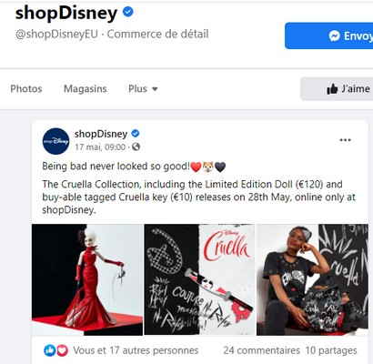 Disney Store Poupées Limited Edition 17'' (depuis 2009) - Page 22 Shopdi10