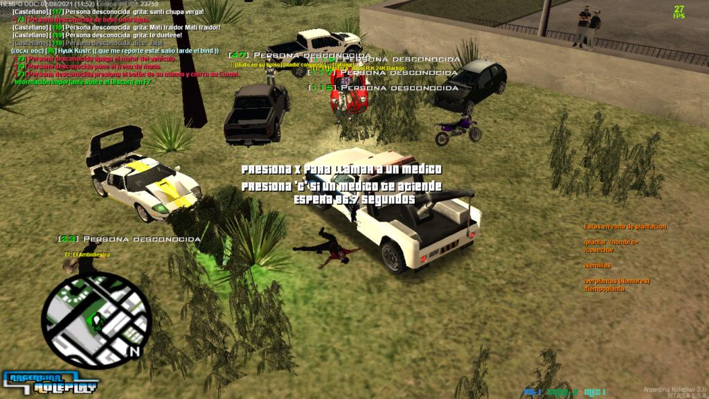 [Reporte] Reporte de DM a Hyuk Kush Mta-sc12