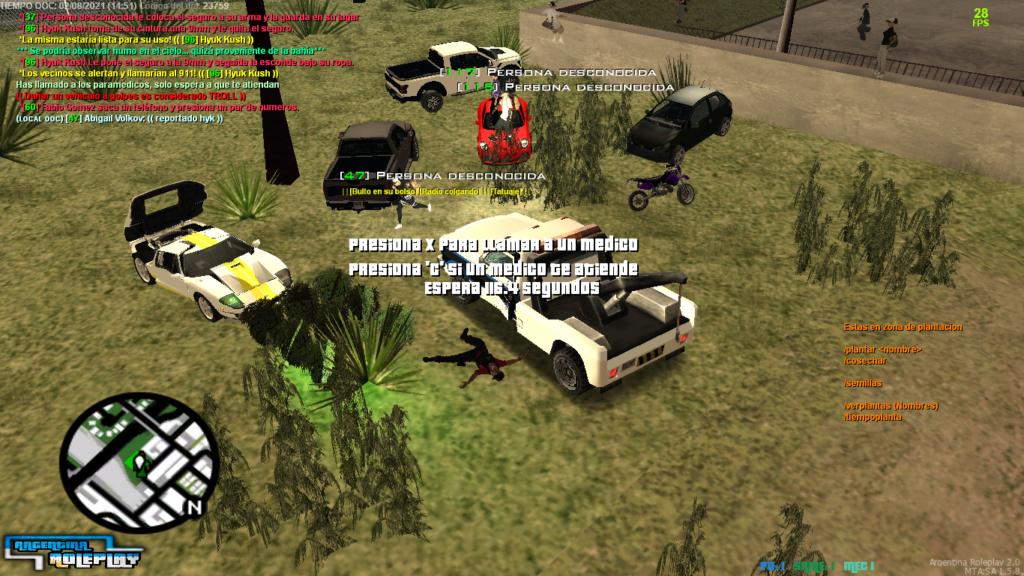 [Reporte] Reporte de DM a Hyuk Kush Mta-sc14