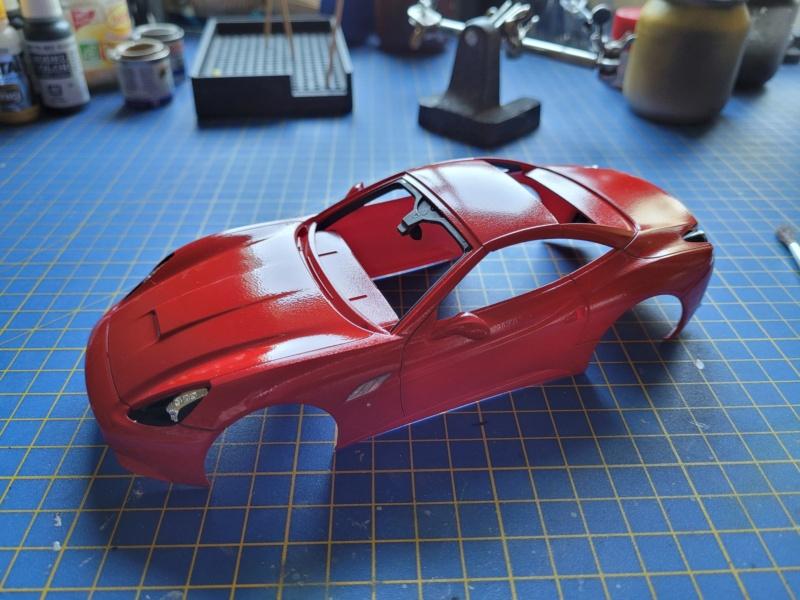 Ferrari California - Revell 1/24e 0510