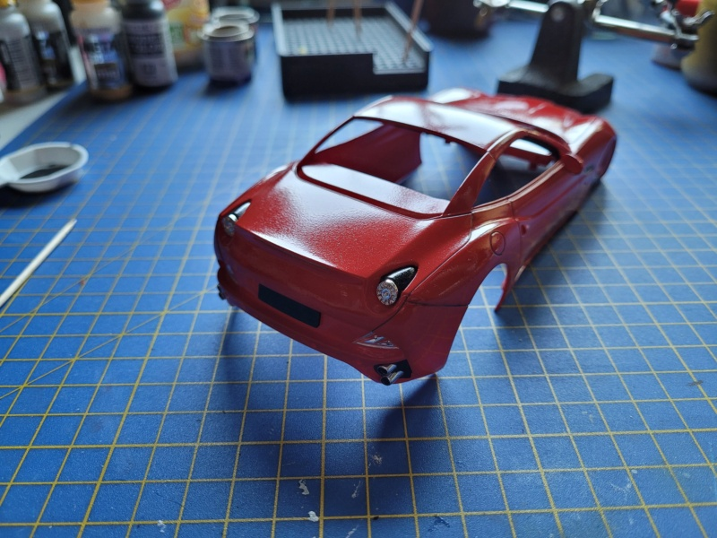 Ferrari California - Revell 1/24e 0610