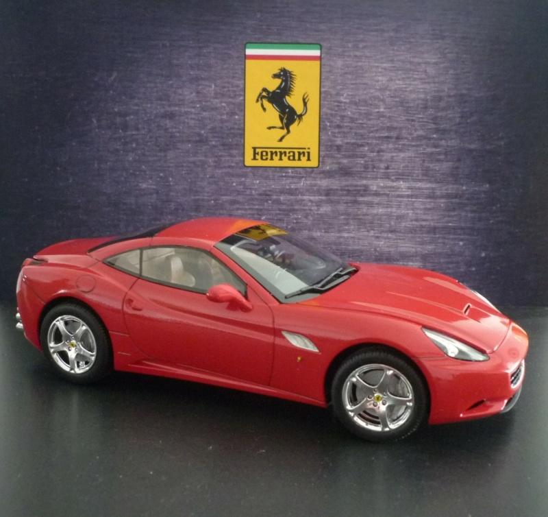 Ferrari California - Revell 1/24e 0710