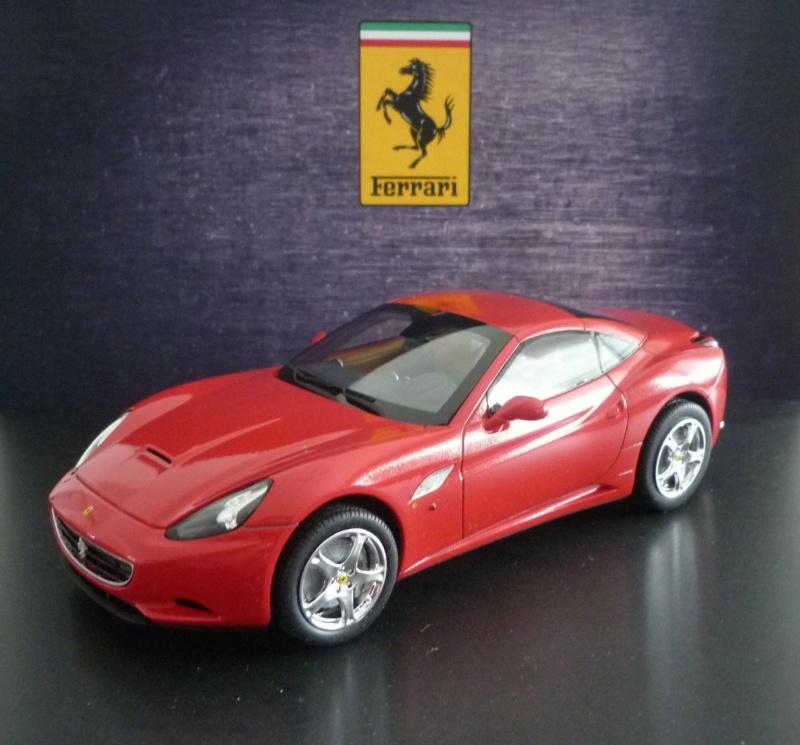 Ferrari California - Revell 1/24e 0810