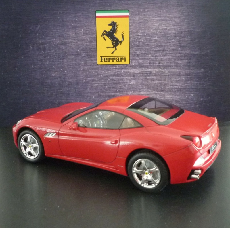Ferrari California - Revell 1/24e 0910
