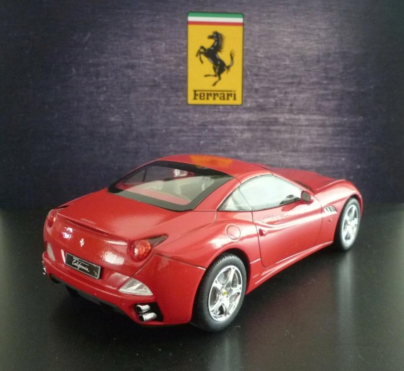 Ferrari California - Revell 1/24e 1010