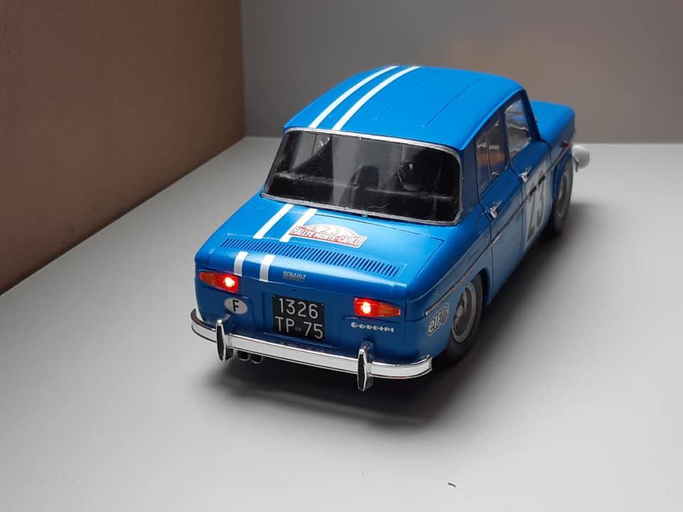 Renault 8 Gordini - Heller 1/24e 10647810