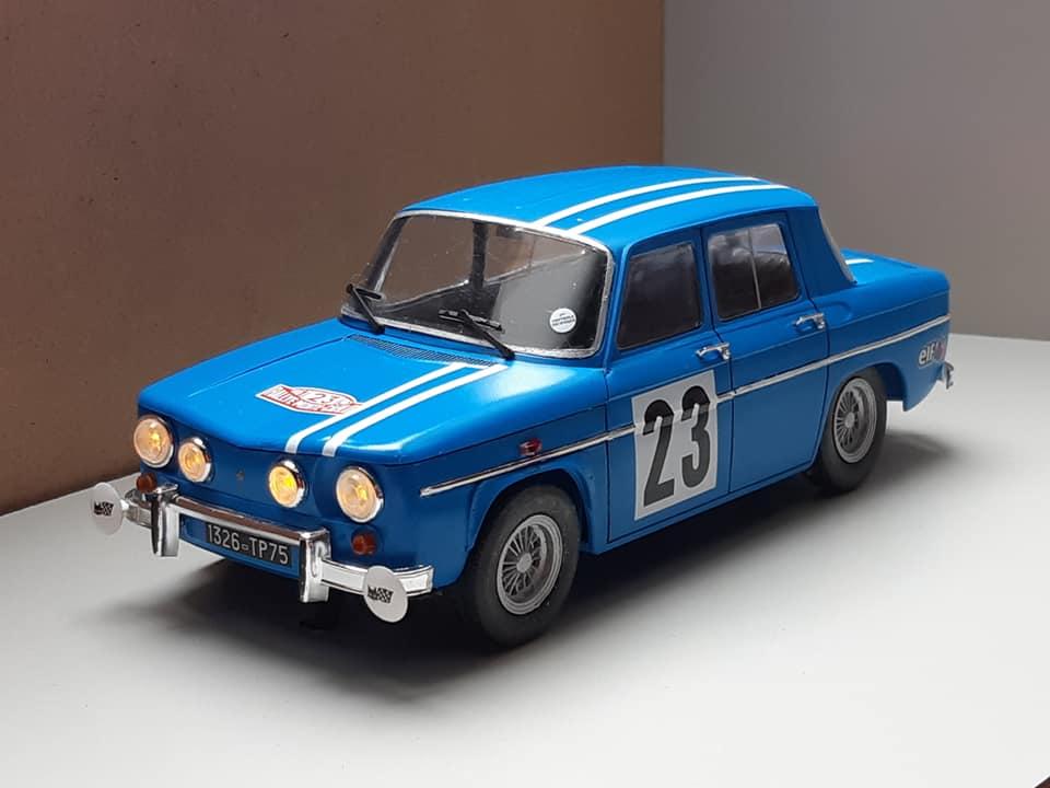 Renault 8 Gordini - Heller 1/24e 10702910