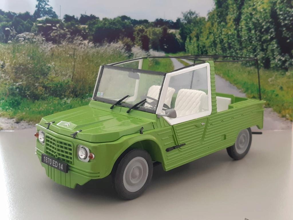 Citroën Méhari - Heller 1/24e 18037210