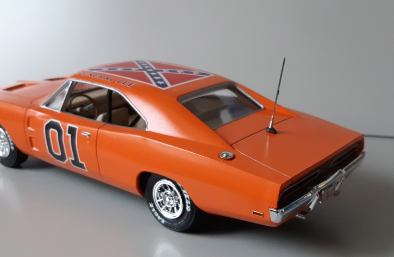 Dodge Charger '69 - AMT 1/25e 20200115