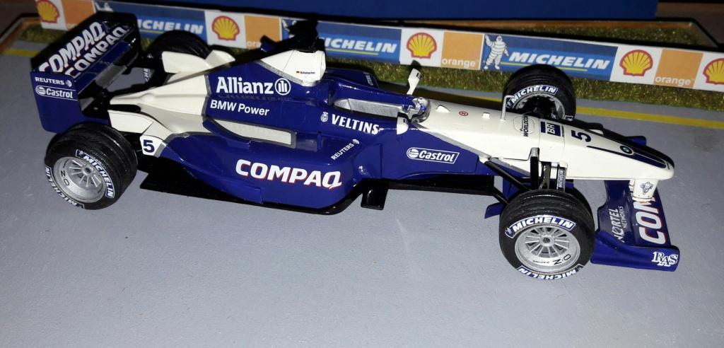 Diverses Formule 1 - Revell 1/24e Maquet16
