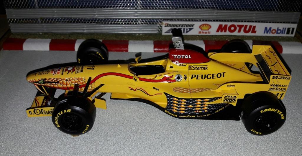 Diverses Formule 1 - Revell 1/24e Maquet17