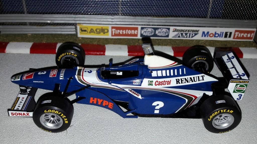 Diverses Formule 1 - Revell 1/24e Maquet18