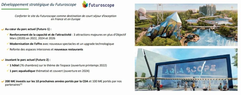 Nouvelle attraction majeure (nouveau coaster) · 2025 Report10