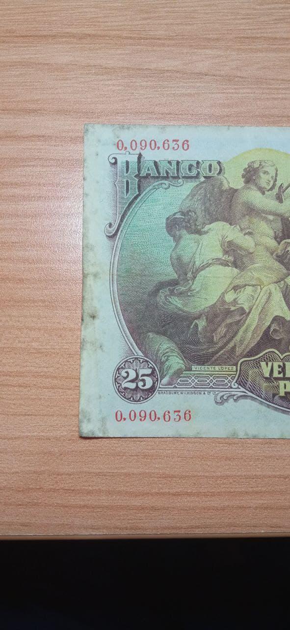 25 pesetas 1931 Photo_12
