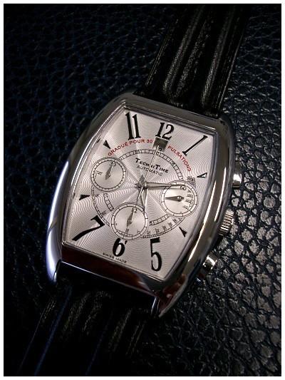 Cherche montre à échelle pulsométrique (J'adore la Patek Philippe 5170) Tech310