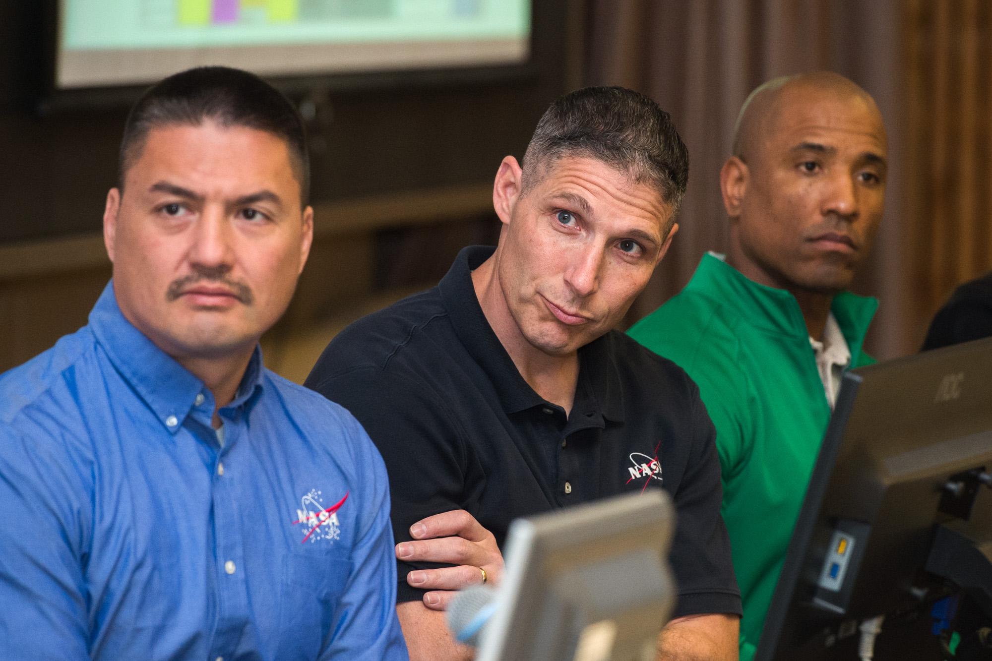 [SpaceX] Dragon Crew, les premiers équipages - Page 3 24152110