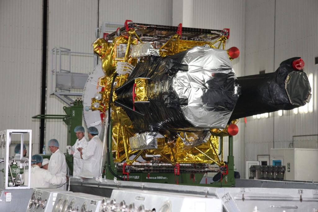 Proton-M - Block DM-03 (Spektr-RG) - Baï - 12.07.2019  53008810
