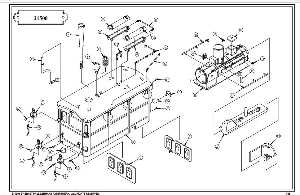 Instal·lació aparell de FUM en una LGB 2050/23500 ELIES 21500_12