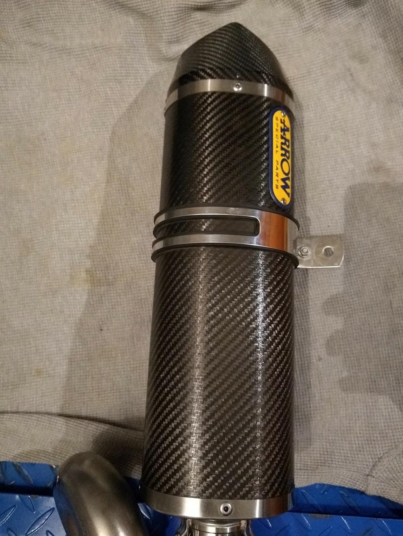 [vds] pot Arrow 1000 CBR RR SC59 / 280€ Pot_1014